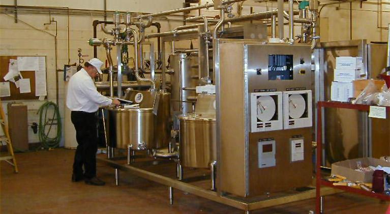 Balance & HTST Tanks - A&B process systems | JBT FoodTech