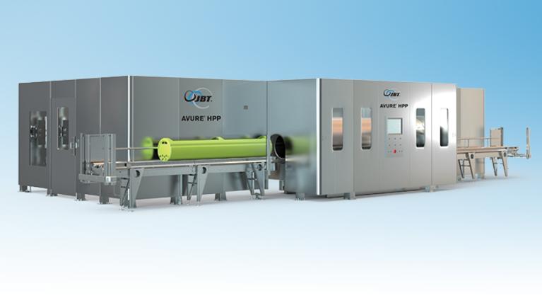 Avure HPP AV-X - Food Processing Machine | JBT FoodTech