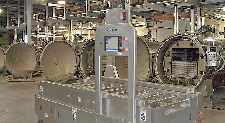 Automated Batch Retort Systems | JBT FoodTech