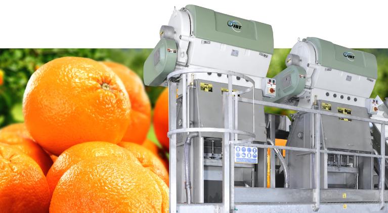Citrus Juice Extraction | JBT FoodTech