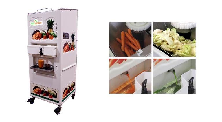 Produce Plus Juicer - Fresh'n Squeeze | JBT FoodTech