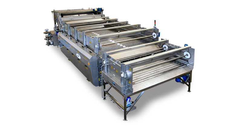 MORE - Modular Oil Recovery Extractor - JBT FoodTech
