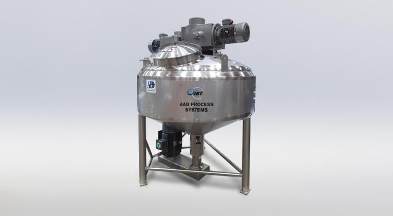 READYGo LIQUIFUSION - Tanks & ASME Pressure Vessels | JBT FoodTech