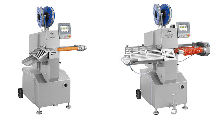 TT1512 and TT1815 automatic double clippers