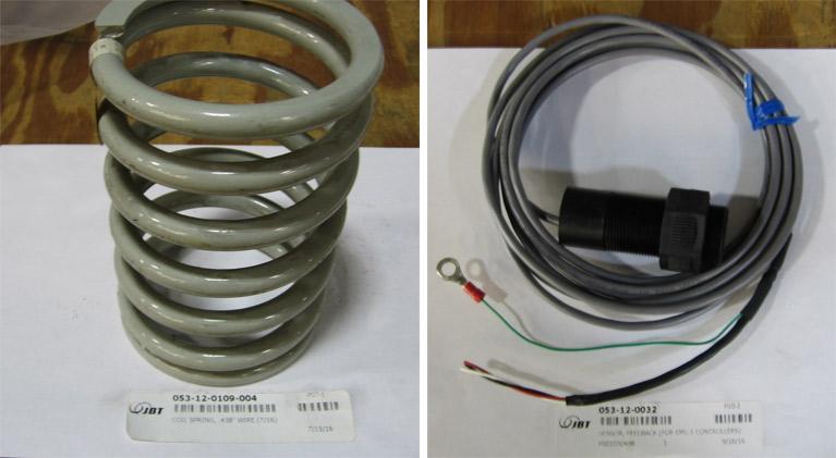 Vibratory Conveyor Parts