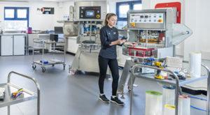 Proseal Test Kitchen Facility - Mancherster (UK) | JBT FoodTech