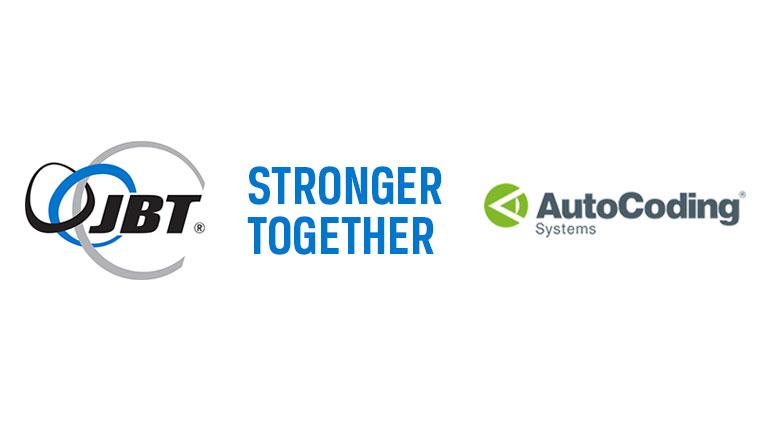 JBT & AutoCoding Systems - Stronger Together