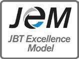 JBT Excellence Model